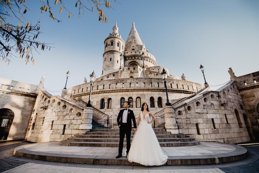 prewedding budapest